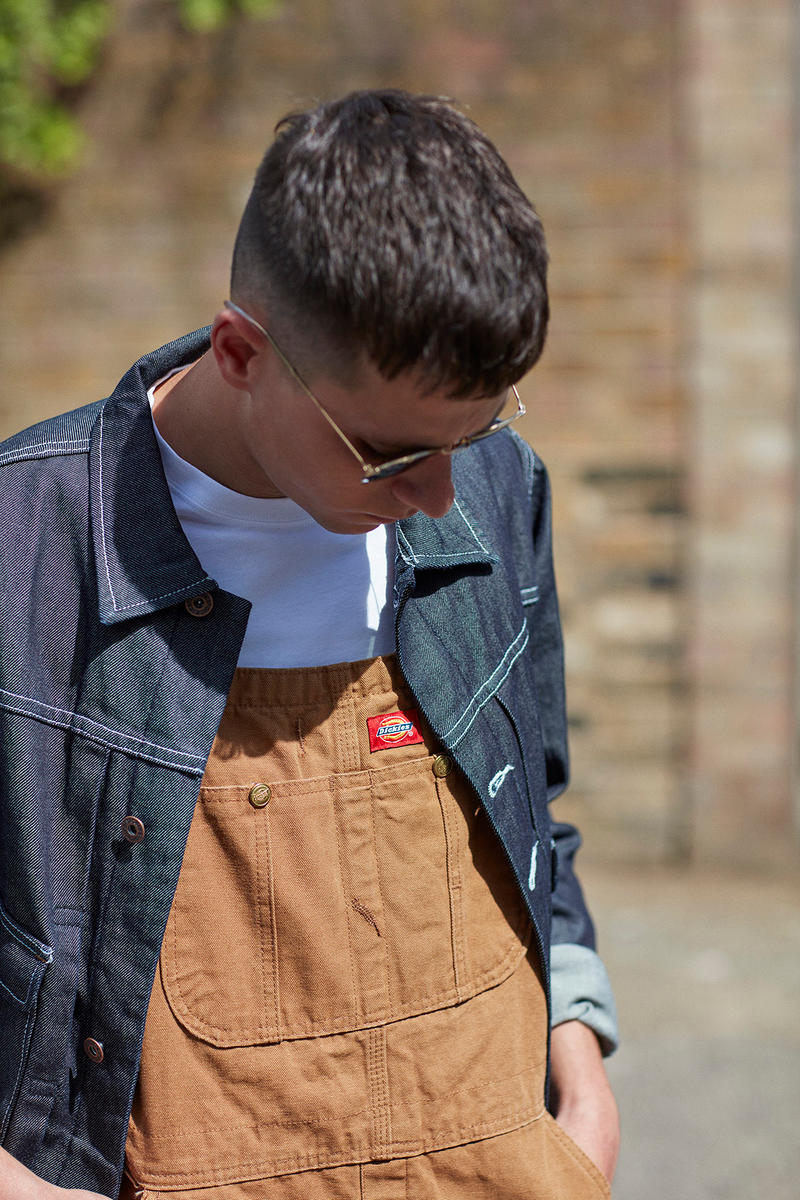 Dickies Life Denim Collection Info Jeans Workwear Dickies Apparel Vintage Heritage Pants Jackets