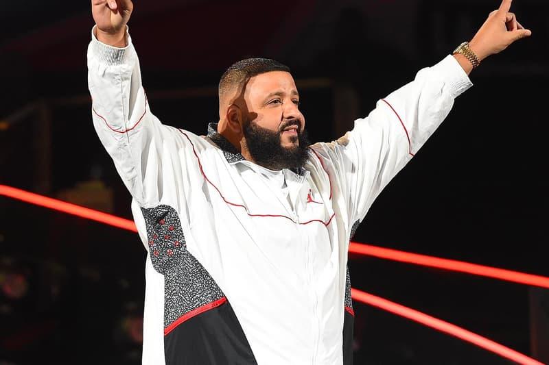 DJ Khaled Jordan Brand Collaboration teaser