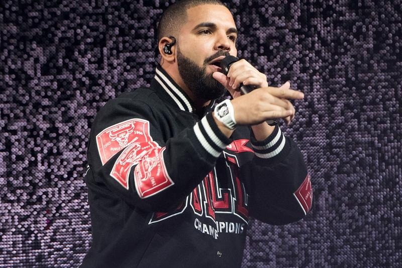 Drake Meek Mill End Beef Officially Performance Aubrey and the Three Amigos Tour Live Stage Tour