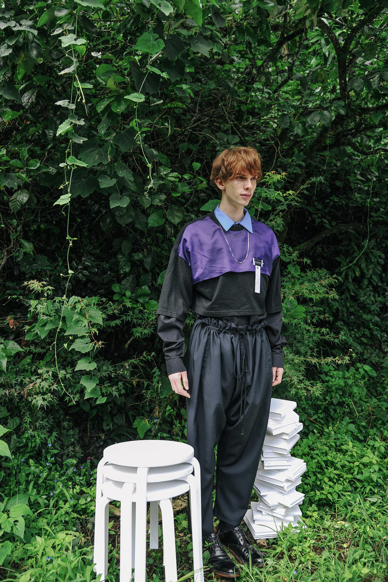 elephant tribal fabrics spring summer 2019 Collection lookbook Japanese