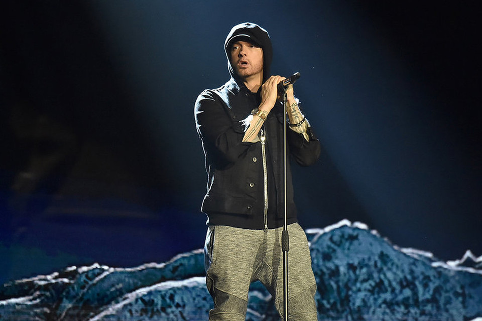 Eminem Address Feuds With Joe Budden And Machine Gun Kelly Hypebeast