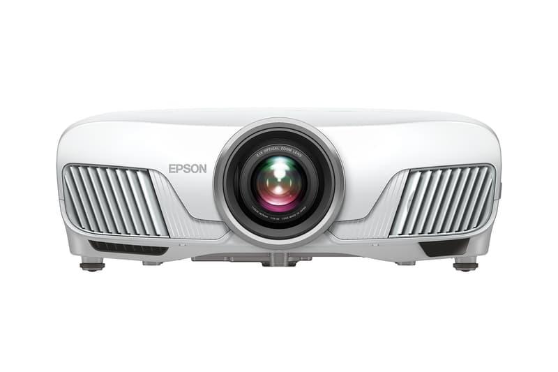 Epson 4K Projector Home Cinema 4010