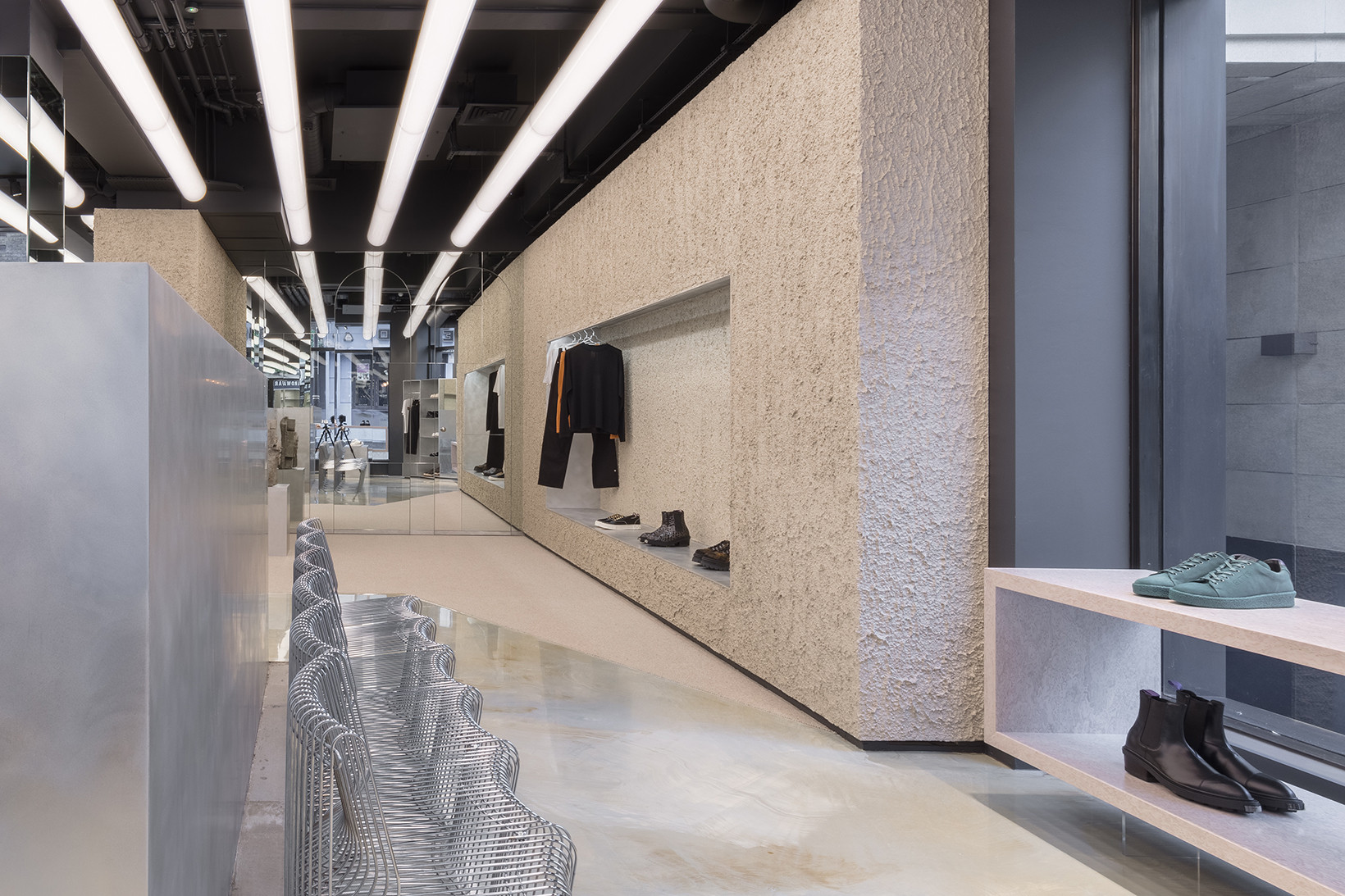 Eytys Opens Flagship Store in London's