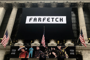 Farfetch Debuts IPO With Market Cap of $5.8 Billion USD