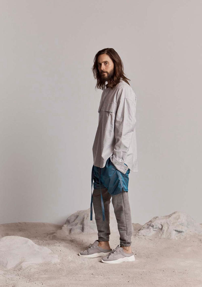 91d69bec Fear of God fall winter 2018 lookbook collection nike collaboration drop  september 5 6 2018 release