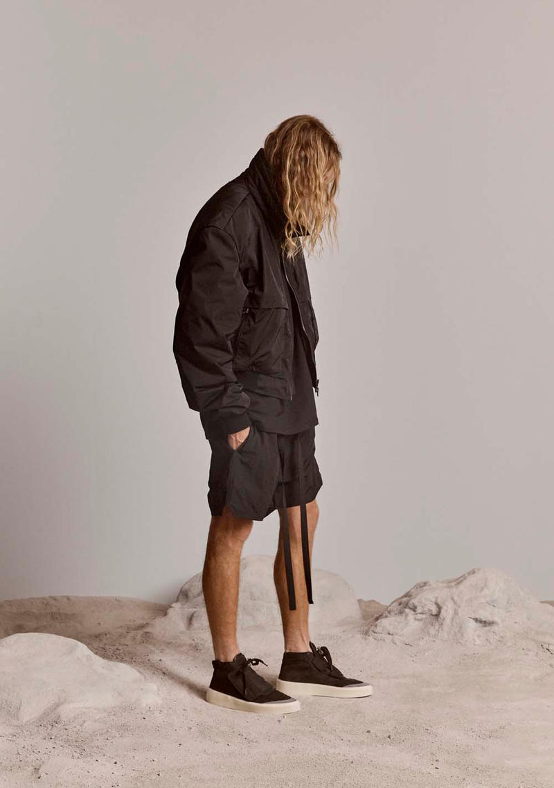 Fear of God fall winter 2018 lookbook collection nike collaboration drop september 5 6 2018 release date movie film video