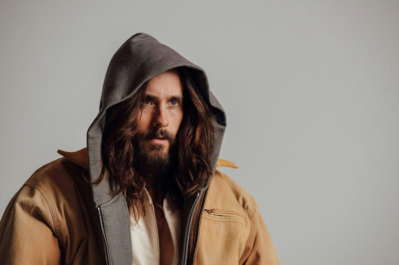 Fear of God sixth collection behind the scenes backstage making of exclusive photos pictures lookbook Jerry Lorenzo footwear jared leto drop release date