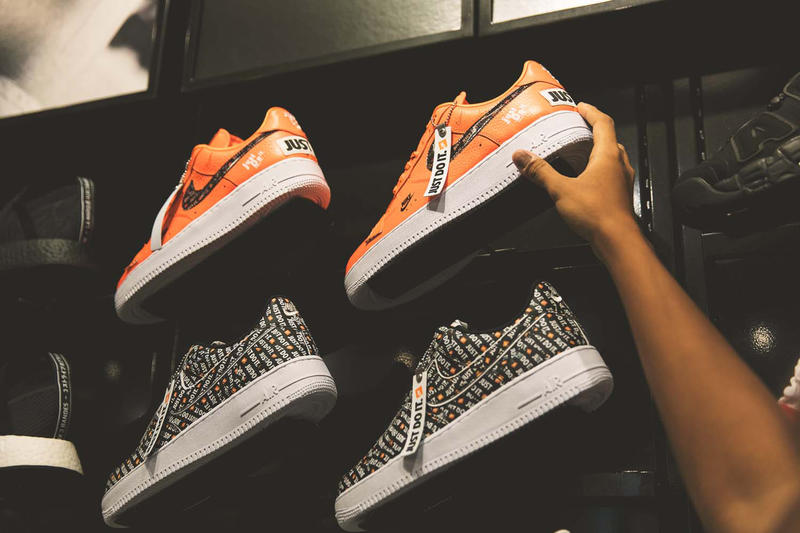 Image result for taking picture of sneakers in store