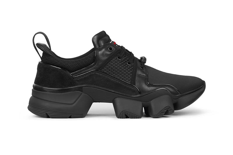 Givenchy Low-Top Jaw Sneaker all black