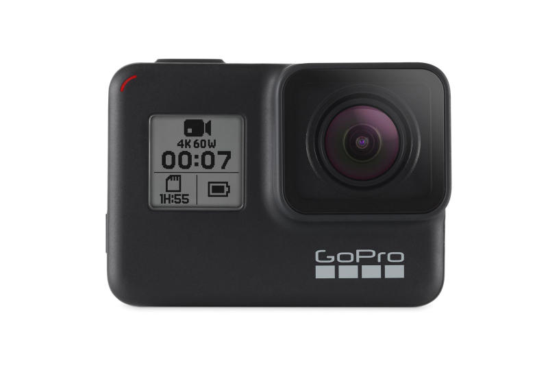 GoPro HERO7 Release Info GoPro 7 filming action cam smooth stabilization stabilisation sports videography