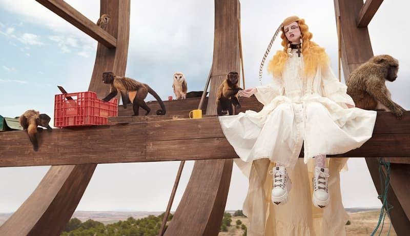 Gucci Gucci Gothic Cruise 2019 Campaign