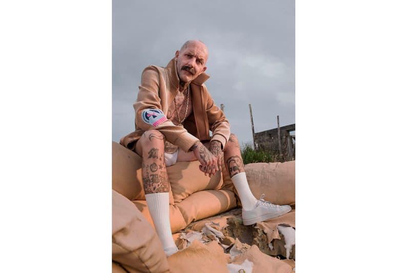 """Han Kjøbenhavn x PUMA """"Inside-Out"""" Collection release lookbook sneakers apparel jackets hats Avid HAN Breaker Mid HAN Trailfox Disc HAN Basket HAN"""