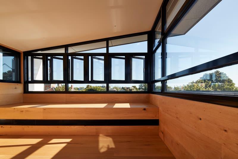 Hawthorn 1 McSteen Tan Architects Hawthorn Australia Homes Houses Architecture Modern Sleek Interior Exterior Design