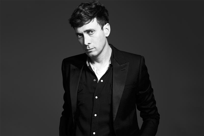 Hedi Slimane 2018 Celine Interview Fashion Clothing Brand High-End Business of Fashion Le Figaro SS19 Paris Fashion Week Phoebe Philo Logo Change Dropping the accent