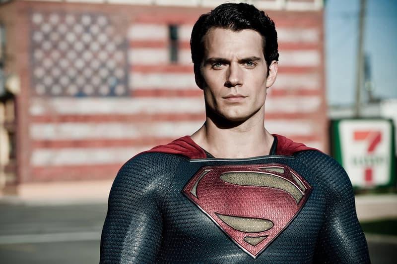 Henry Cavill Superman Warner Bros. Man of Steel DC Comics DC Universe DCEU