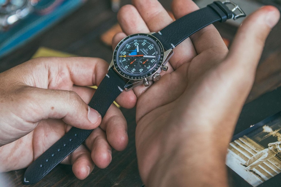 HODINKEE Celebrates 10 Years with OMEGA's Speedmaster Watch