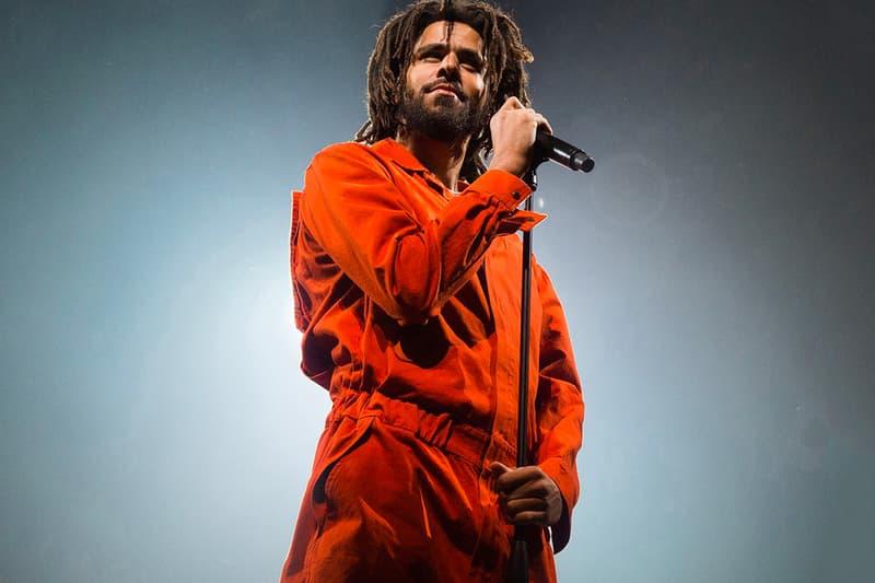 J  Cole Announces New Dreamville Festival Dates | HYPEBEAST