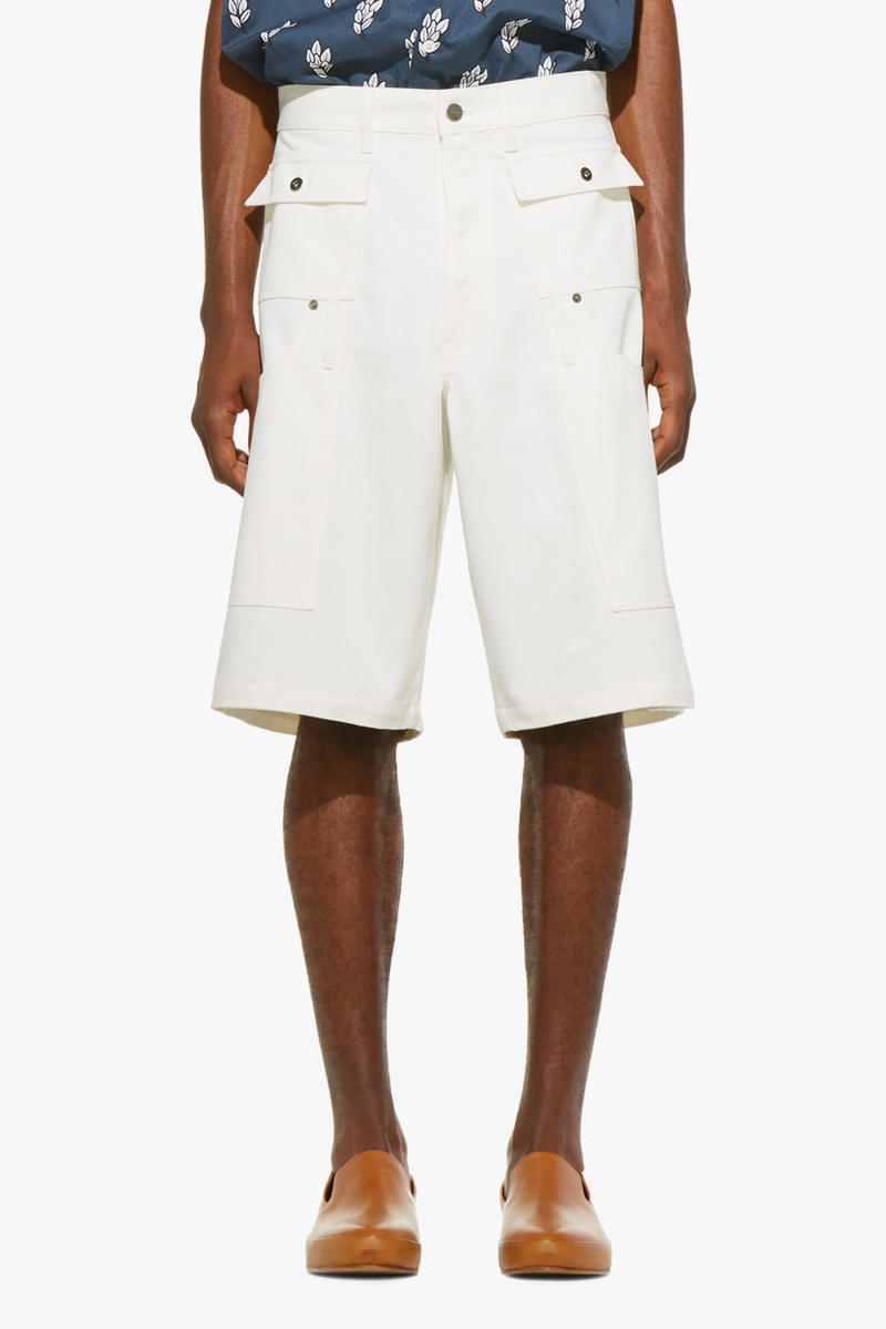Jacquemus Menswear Collection SSENSE Exclusive men's fashion clothing purchase price spring summer 2019 2018 designer t shirt pants shorts wallet accessories