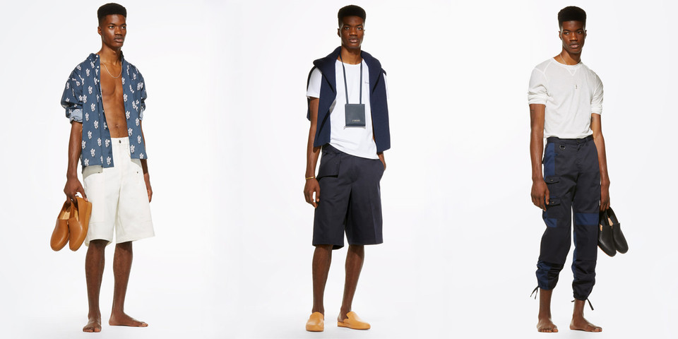 finest selection fa0df 080db Jacquemus Menswear Collection SSENSE Exclusive   HYPEBEAST