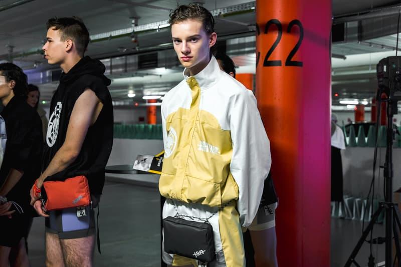 Jan Cerny Spring/Summer 2019 Runway Backstage Prague mercedes benz fashion week ego trip