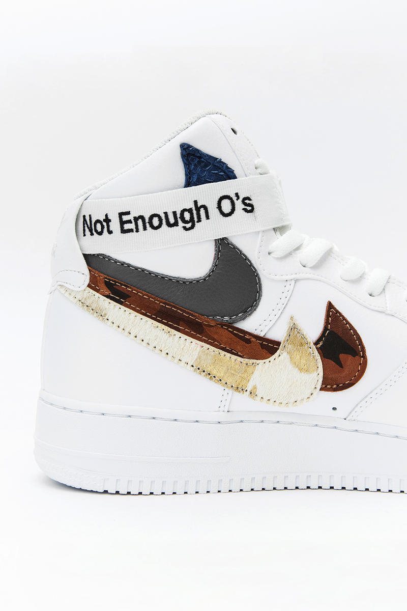 john geiger nike air force 1 misplaced checks