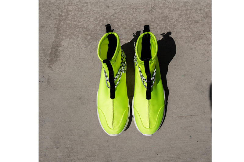 John Geiger Patron of the New Volt 002 collaborations release info sneakers