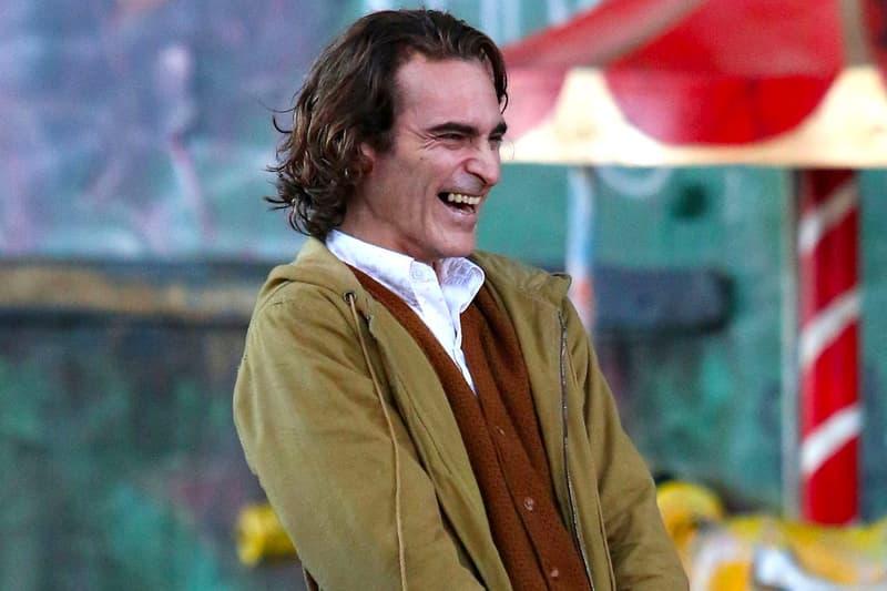 Joker Movie Joaquin Phoenix official cast crew warner bros. todd phillips robert de niro bradley cooper
