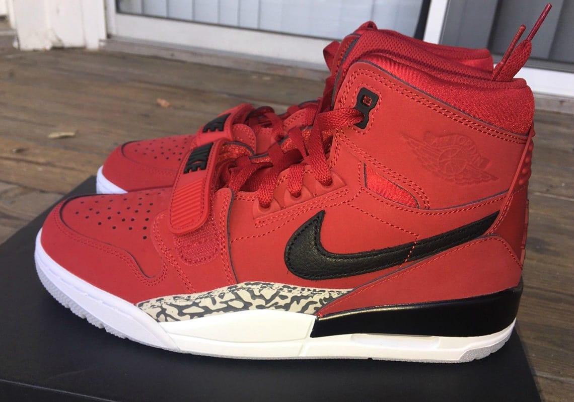 "The Jordan Legacy 312 ""Toro"" Is"
