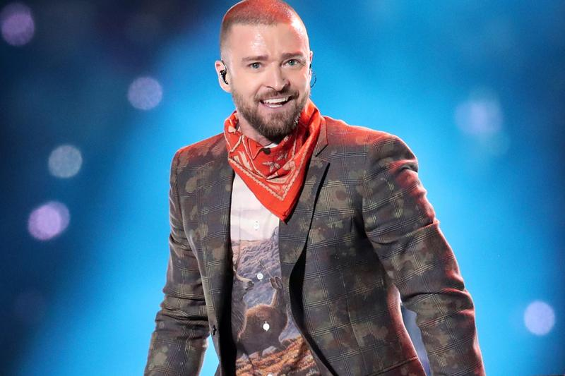 Justin Timberlake Kendrick Lamar HUMBLE Cover Franklin Tennessee Cry Me A River 2017 September 23