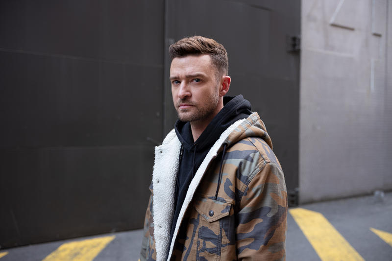 Justin Timberlake x Levi's Fresh Leaves Collection First Look Jeans 501 Collaboration