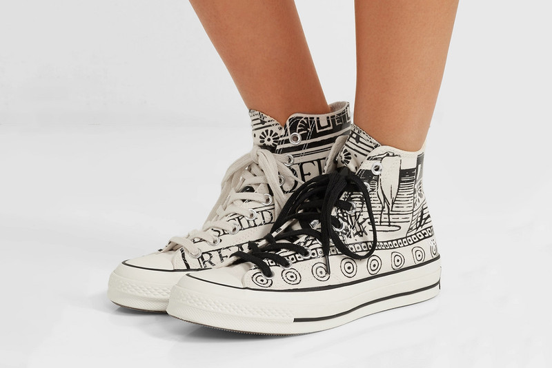 6f958bba7484 ... JW Anderson and Converse have reunited on a special edition Chuck  Taylor All-Star