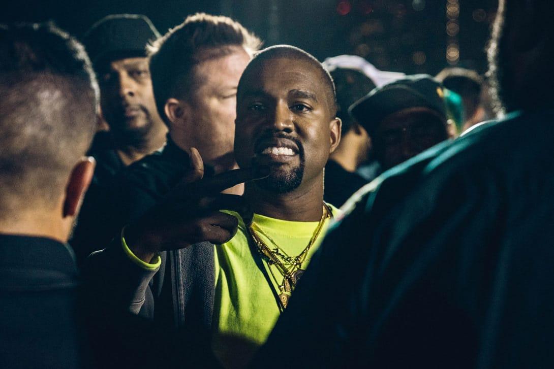 Kanye West Teases 'Free Lil Pump' Merch