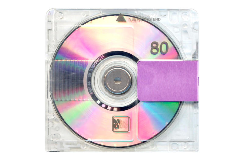 "Kanye West 'YANDHI"" Holographic Album Cover Art video yeezus 2 music iphone minidisc cd release date september"
