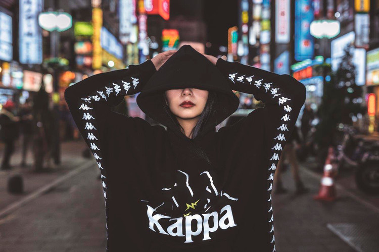 03e036a972 Kappa & WHIZ LIMITED Showcase Their Collaborative Capsule in This Tokyo-Set  Editorial