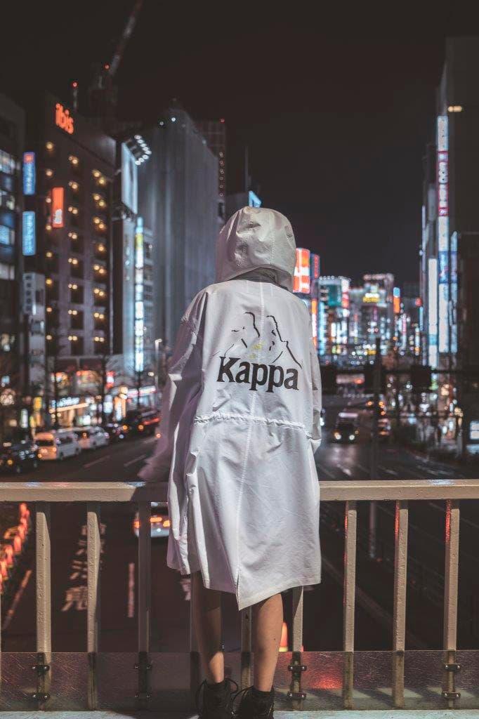 WHIZ LIMITED Kappa Fall Winter 2018 Tokyo Editorial kappa shadow Hiroaki Shitano