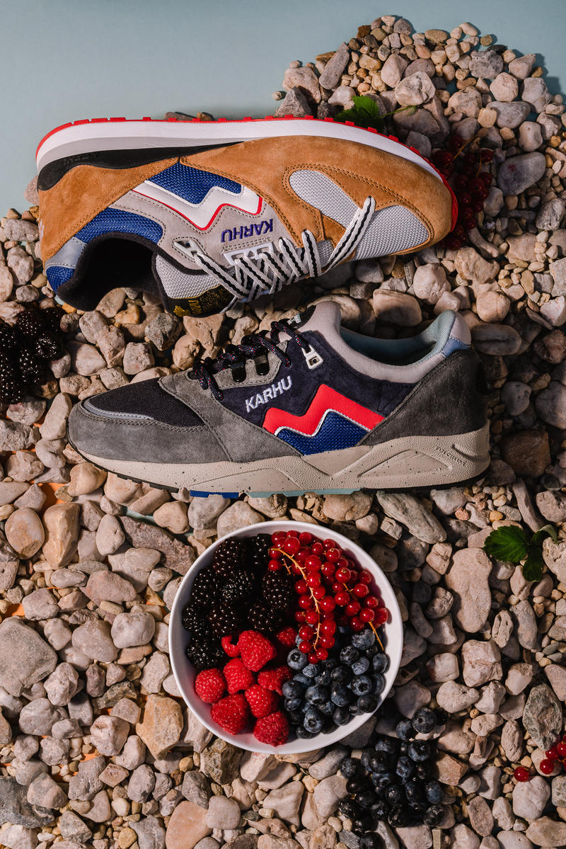 Karhu Forrest Treats Pack Release  Synchron Classic Aria Albatross and ChampionAir