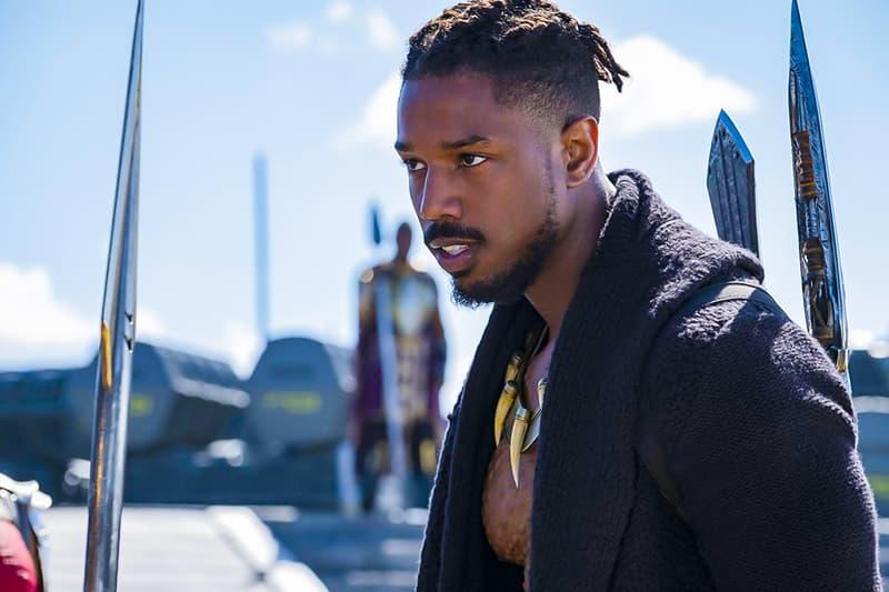 Killmonger Black Panther Marvel Comics Michael B Jordan