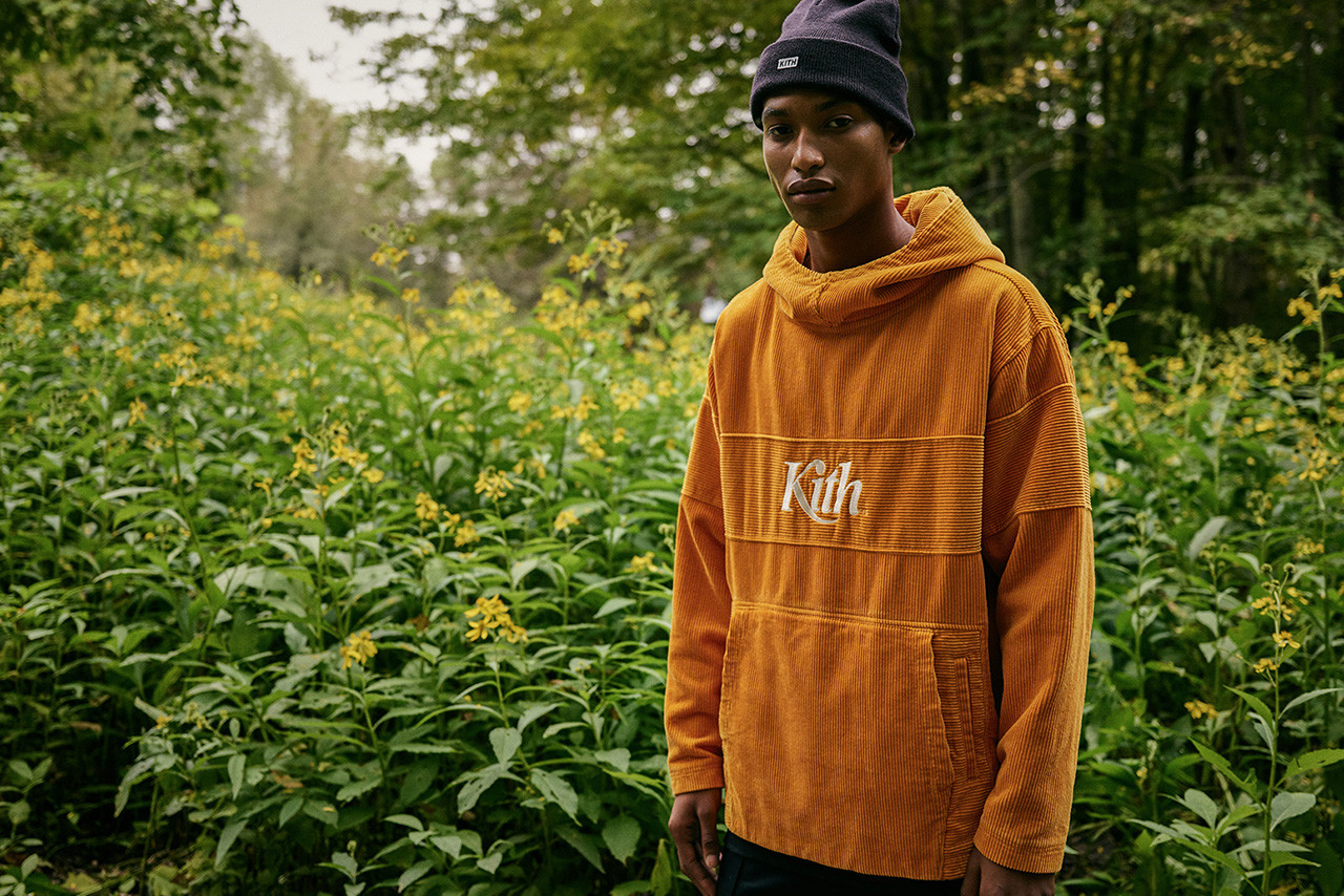 kith fall 2018 lookbook campaign september fashion ronnie fieg