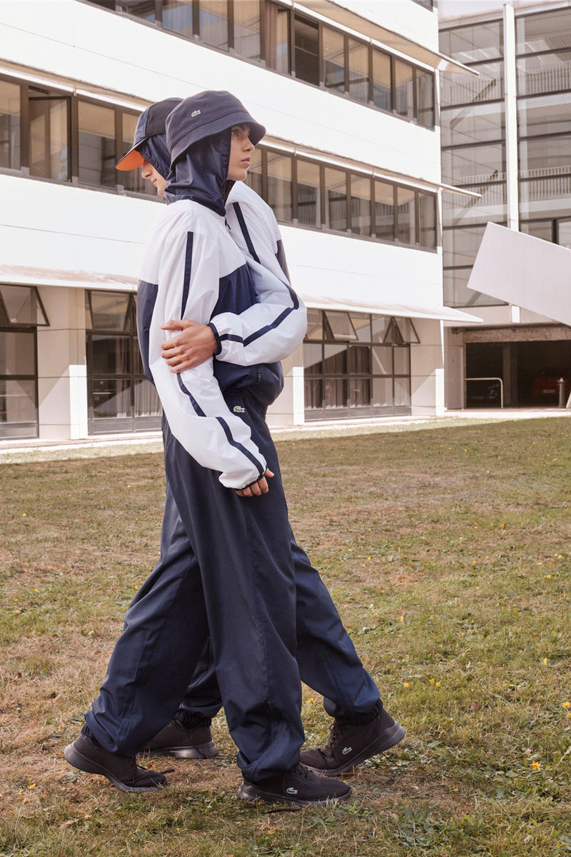 Lacoste Spring/Summer 2019 Collection Lookbook Craig McDean photographer fashion streetwear SS19