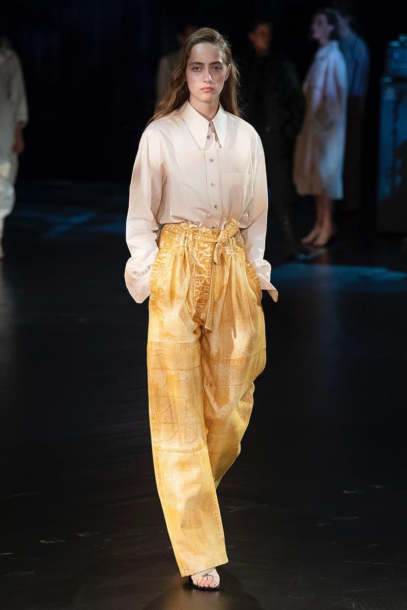 Lemaire Spring Summer 2019 Collection Paris Fashion Week runway show womenswear Sarah-Linh Tran men runway paris fashion week