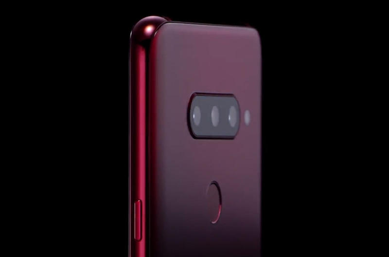 LG V40 Five Camera Smartphone Details Tech Technology Smartphones Phones 6.4-inch display specifications release date first look official confirmation