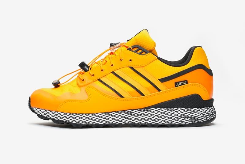 dab69c9c98920 livestock adidas consortium ultra tech gtx terrex skychaser release date  yellow black grey sneaker price