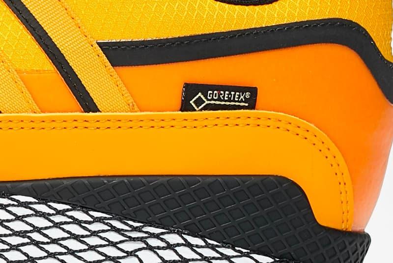 livestock adidas consortium ultra tech gtx terrex skychaser release date yellow black grey sneaker price