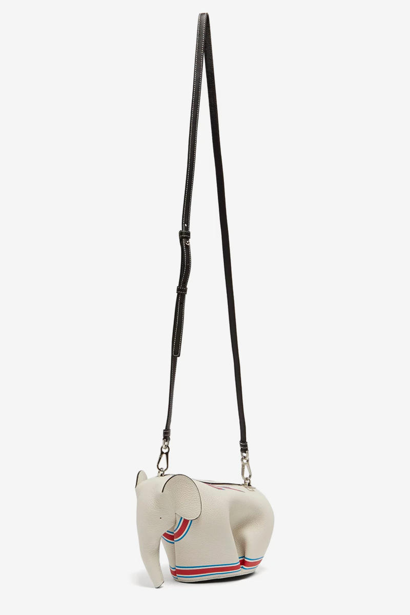 6db3550b5 Loewe Fall Winter 2018 Elephant Cross-Body Bag release info accessories bags
