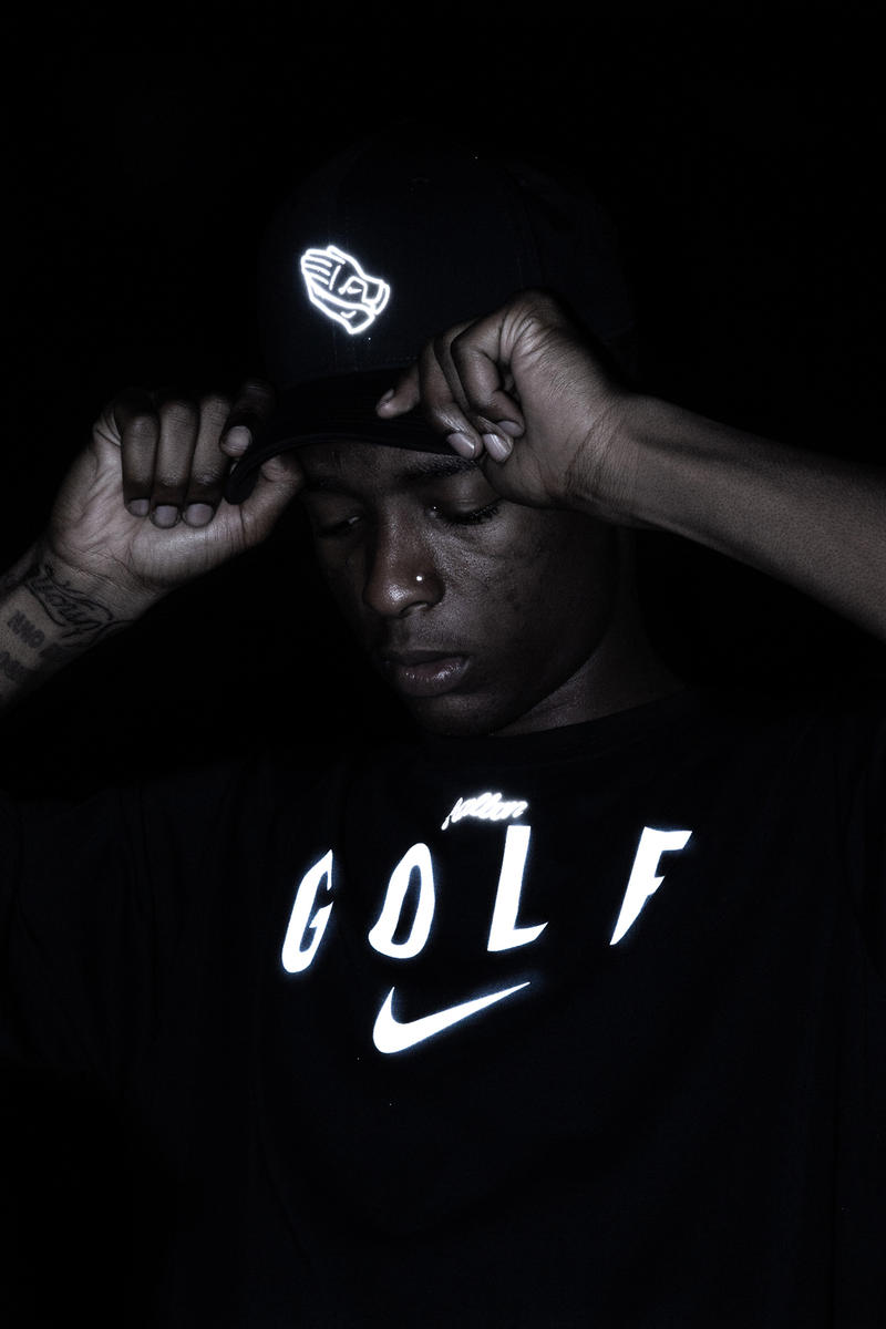 Malbon Golf nike capsule collaboration pray for the youth zine young players creative september 18 2018 drop release date info launch available buy sell