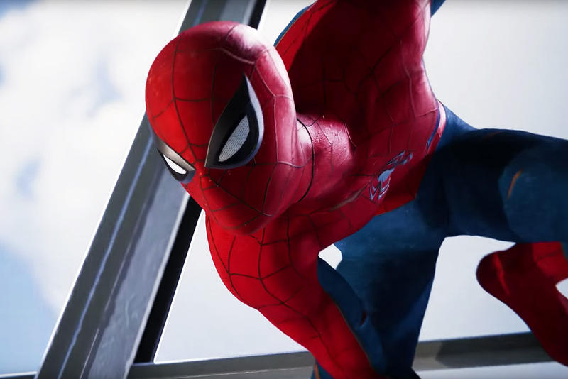 Marvel's Spider-Man New Game Plus PS4 PlayStation 4 Insomniac Games