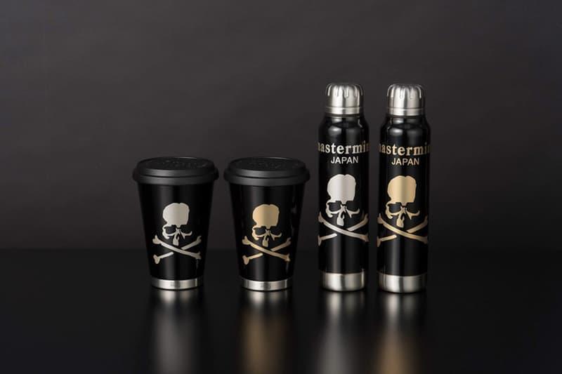 mastermind JAPAN thermo mug tumbler black bottle accessories 2018 new cups black raffle buy