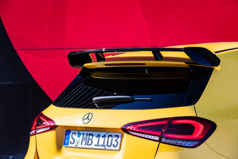 Mercedes-AMG A35 4Matic Unveiling speed racing German Engineering Mercedes Benz Mercedes-Benz Mercedes-AMG GmbH turbo