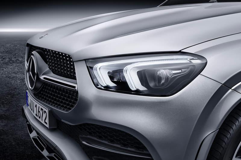 Mercedes-Benz 2020 GLE Unveiling Cars SUVS SUV Vehicles Motor German Engineering Luxury Motors Benz Mercedes GLE
