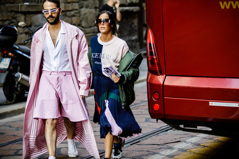 cheaper reputable site wide range Milan Fashion Week SS19 Street Style | HYPEBEAST